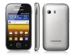 How to Format Samsung Galaxy Y