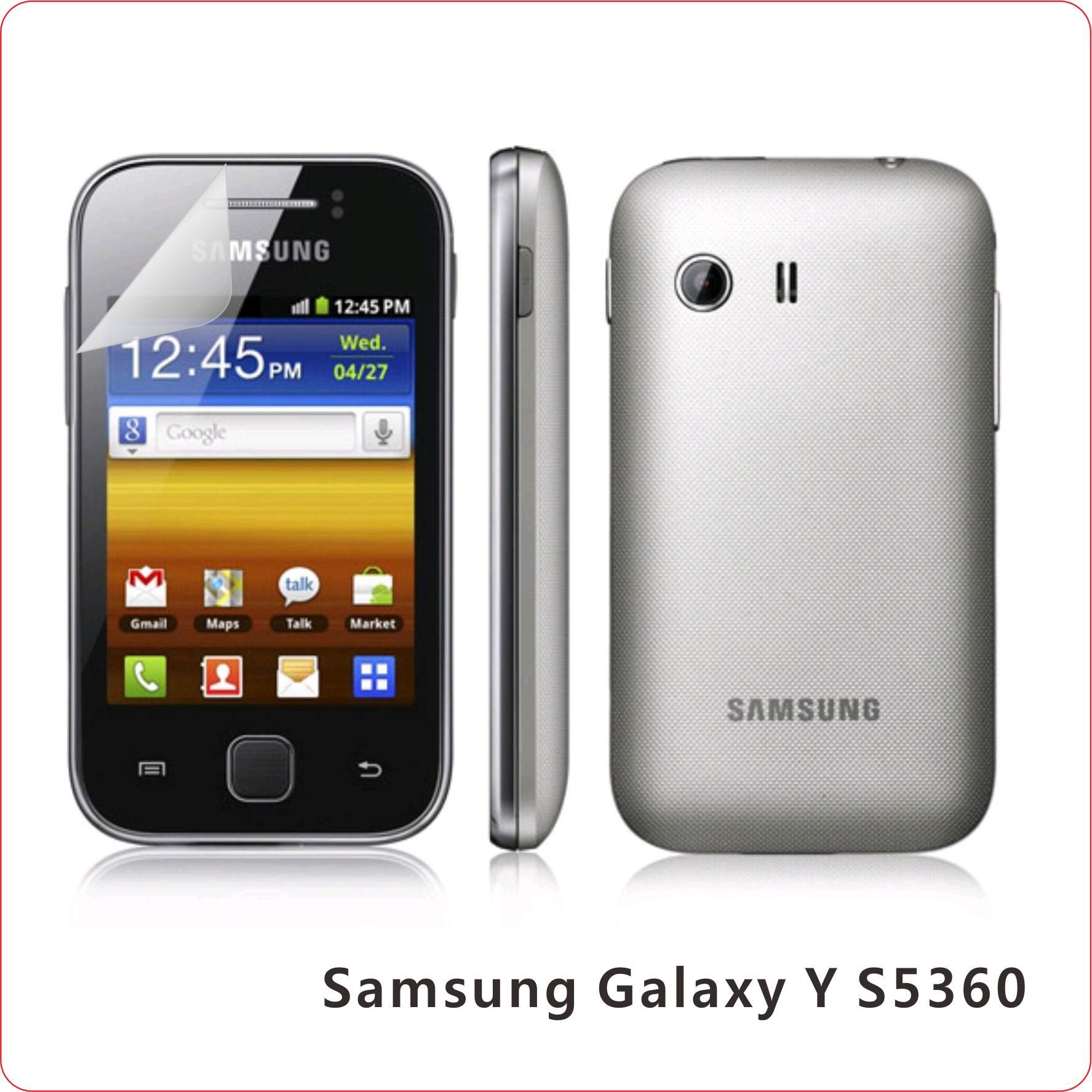 How to Increase the Internal Memory of Samsung Galaxy Y S5360
