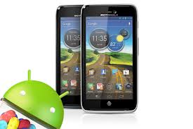 Update Motorola Atrix 4G to Android 4.1.1 Jelly Bean