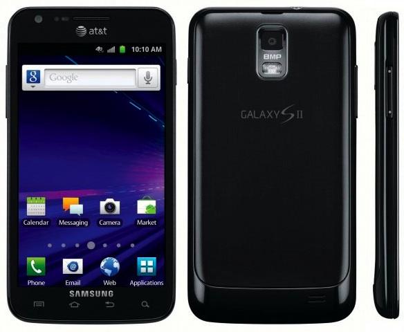 AT&T Samsung Galaxy S2 Skyrocket I727