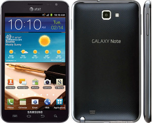 Samsung Galaxy Note i717