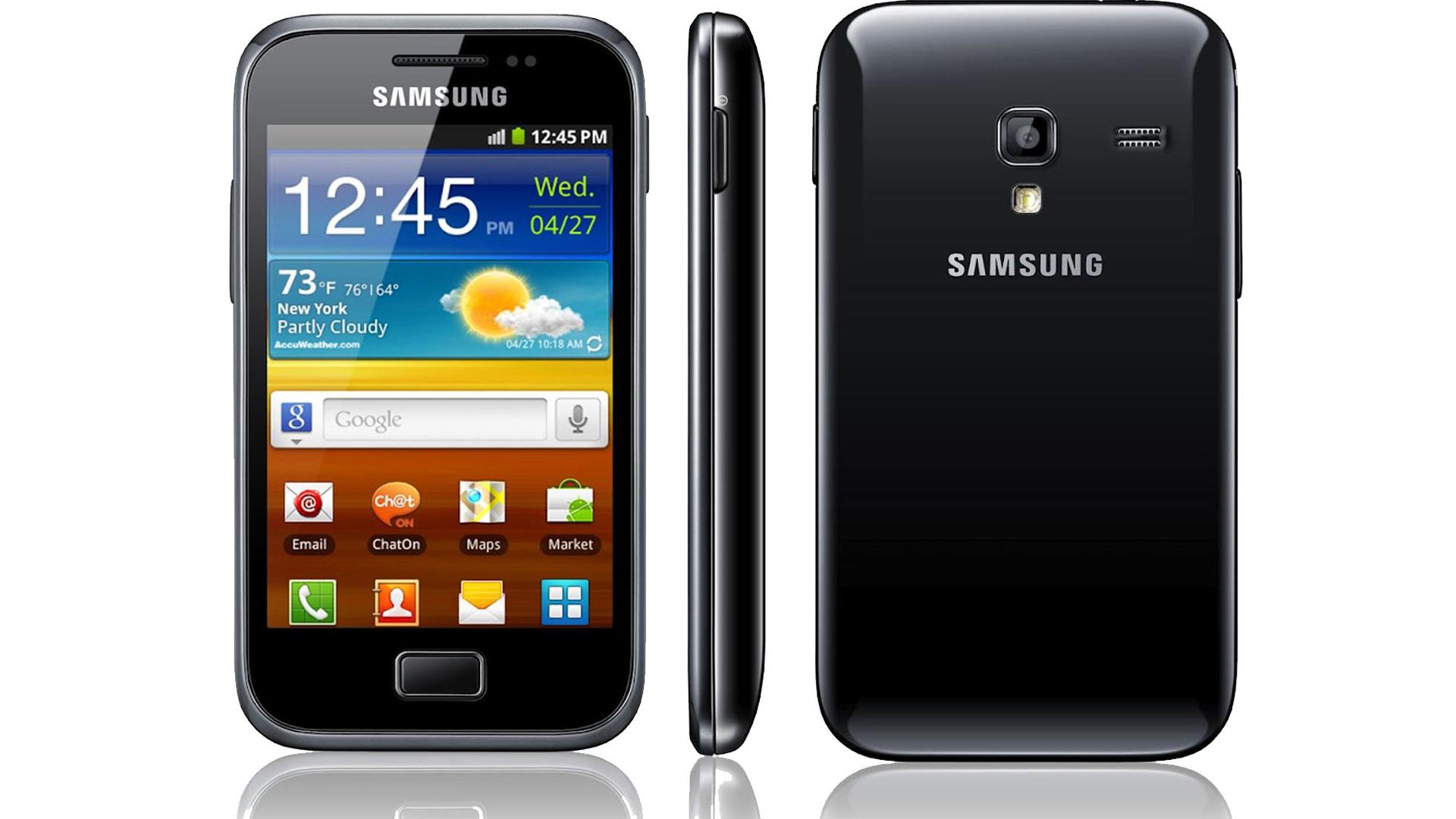 Thay màn hình, thay mặt kính SamSung Galaxy Mini 2 (S6500)