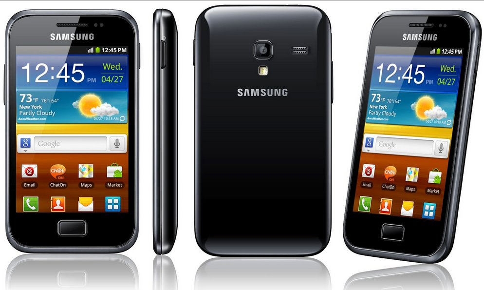 DRIVERS SAMSUNG GT S7500 ANDROID USB